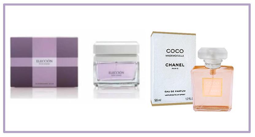 perfumes mercadona