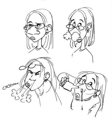 Como limpiar la nariz que moquea