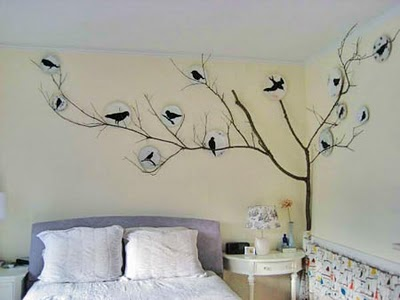 decornextdoor_platesArt+décor+design+interior design+bohemian+wall art+plates+platters